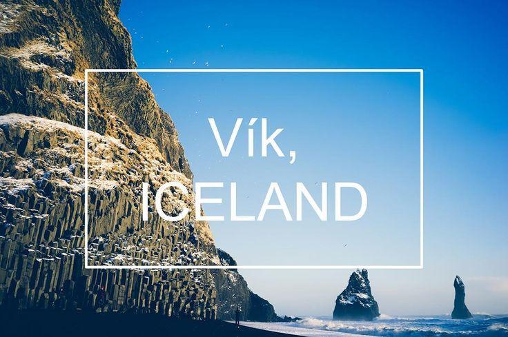#Vík #Iceland #비크 #아이슬란드 #주상절리 #오로라탐험 #겨울여행 #여행스타그램