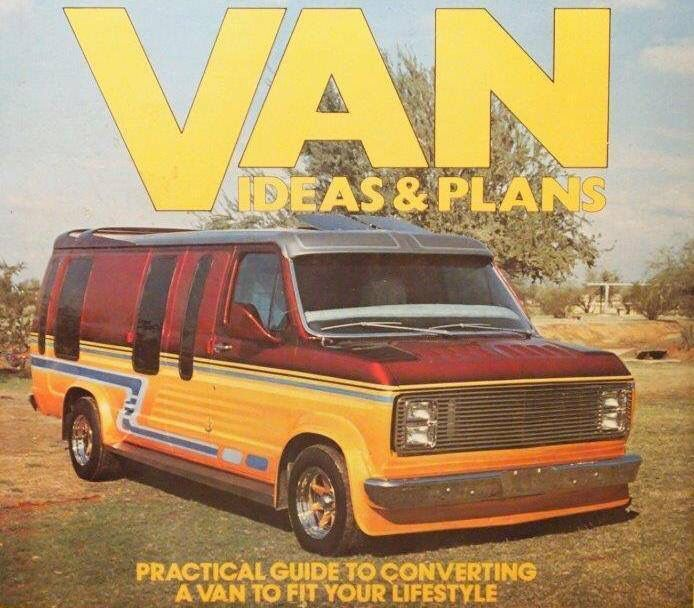 Van Ideas Plans Book