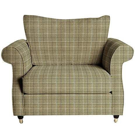 Wickham Snuggle Chair | Dunelm