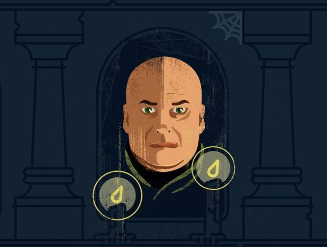 Varys the Spider by Alan Defibaugh