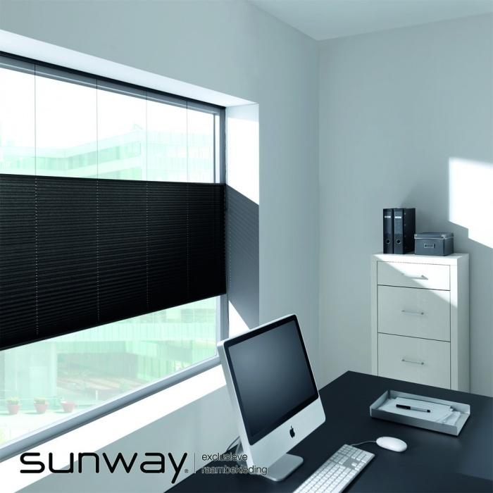 Een praktische en decoratieve uitvoering is de Top-Down uitvoering. Dit model is bedienbaar van boven naar beneden en van beneden naar boven. Dit zorgt voor optimale privacy in combinatie met optimale lichtinval.