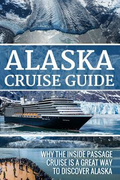 Alaska Cruise Guide to The Inside Passage. Best way to discover the Alaskan Wilderness and natural beauty is by Alaska Cruise along the inside Passage. Sailing through Glacier Bay Alaska and stopping infront of Margerie Glacier. With Stop overs in Haines, Juneau and Ketchikan, and cruise from Vancouver to Alaska is an amazing journey. Stop overs allow excursions including flying over glacier bay, juneau icefield, mendenhall glacier, seward highway, harding icefield, vancouver, seattle.