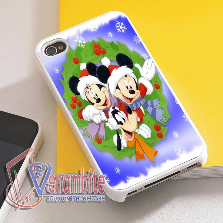 Venombite Phone Cases - Minnie Mouse and Mickey Mouse Christmas Phone Cases For iPhone 4/4s Cases, iPhone 5/5S/5C Cases, iPhone 6 Cases And Samsung Galaxy S2/S3/S4/S5 Cases, $19.00 (http://www.venombite.com/minnie-mouse-and-mickey-mouse-christmas-phone-cases-for-iphone-4-4s-cases-iphone-5-5s-5c-cases-iphone-6-cases-and-samsung-galaxy-s2-s3-s4-s5-cases/)