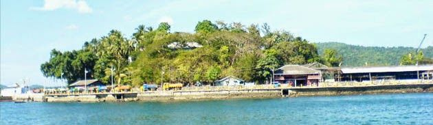 hotels and resorts in port blair - seashell