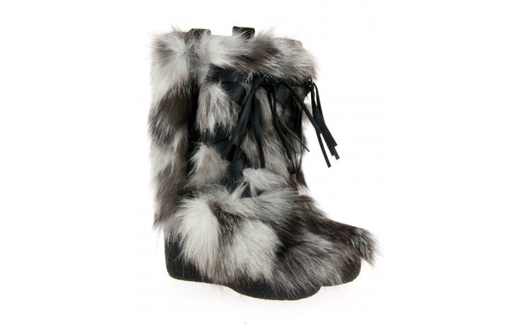 €559 Diavolezza Fellstiefel FROST FOX