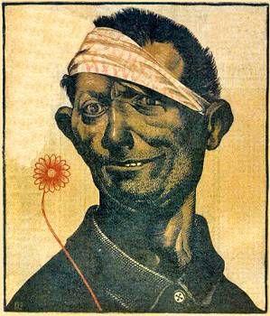 The mad. 1939. Tassos (Tassos Alevizos).