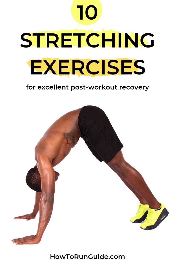 10 Post Workout Stretching Exercises For Improved Recovery Recovery Workout Post Workout Recovery Post Workout Stretches