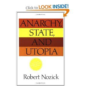 Anarchy, State, and Utopia: Robert Nozick: 9780465097203: Amazon.com: Books