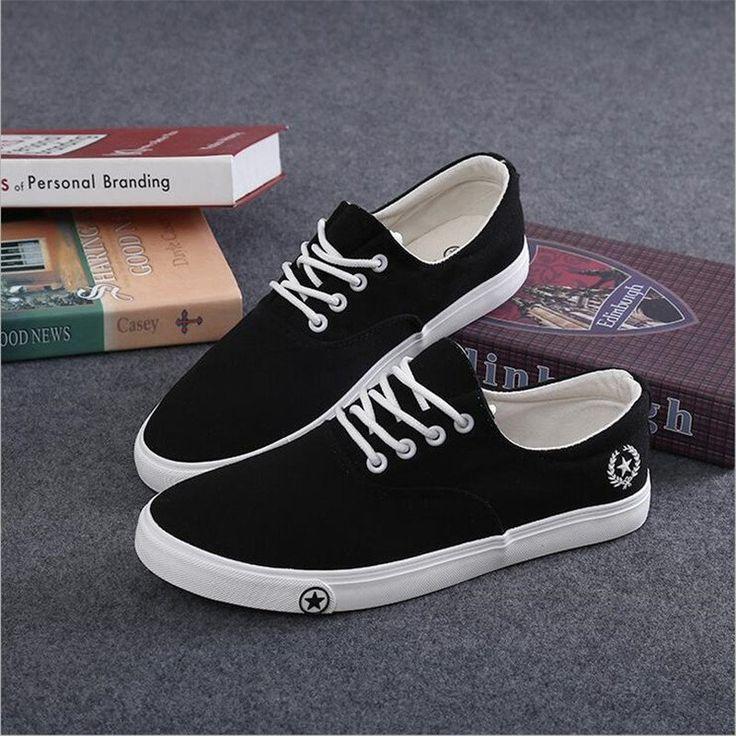 Qaz Canvas Shoes (3 colors)