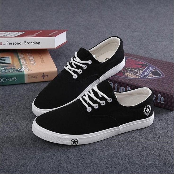 Qaz Canvas Shoes (3 colors)