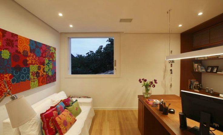 escritorio em casa: Ideas For, At Home