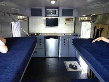Model Gallery Images And Information Enclosed Trailer Camper Ideas