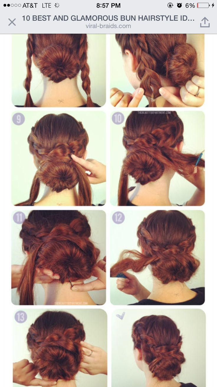 13 best hair step by step images on pinterest | hairstyles, hair