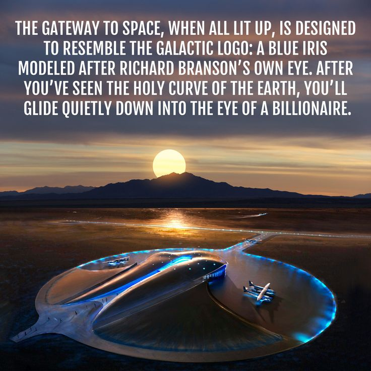 Failure To Launch: How New Mexico Is Paying For Richard Branson's Space Tourism Fantasy