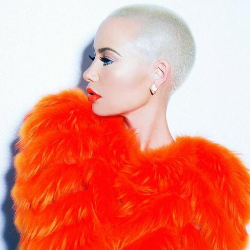 amber rose is so awesome