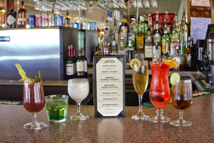 78 best images about paddlewheeler creole queen on for Classic new orleans cocktails