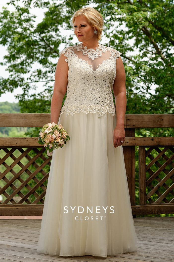 Plus size wedding dresses in seattle