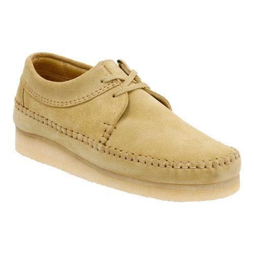 Men's Clarks Weaver Moc Toe Shoe