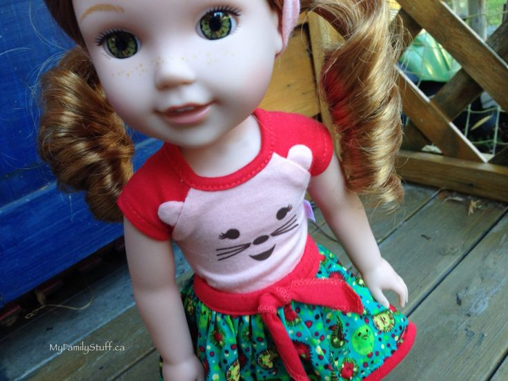 NEW at Indigo Kids: WellieWishers by American Girl. We absolutely love these…