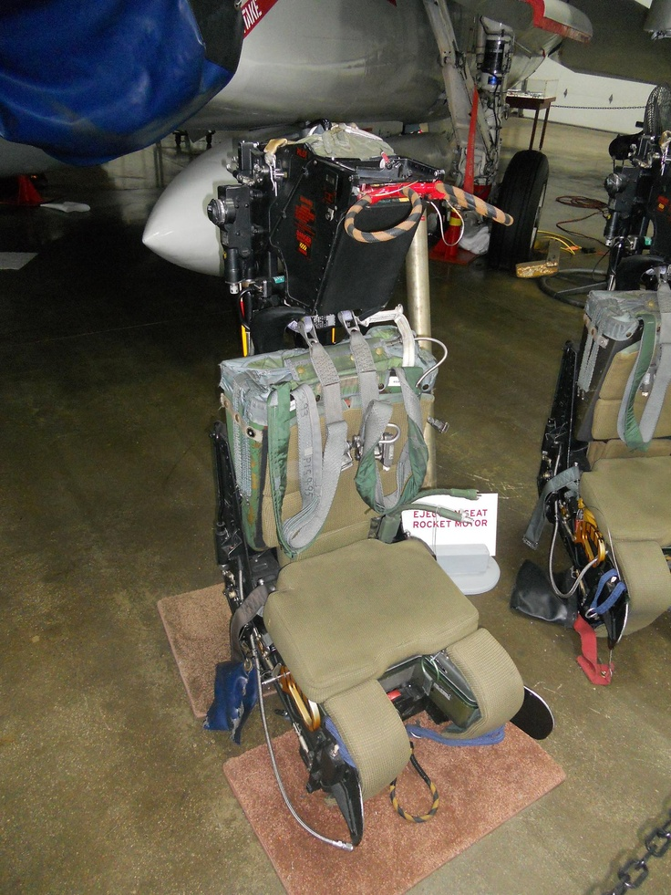 Martin Baker F-14 Tomcat Ejector Seat