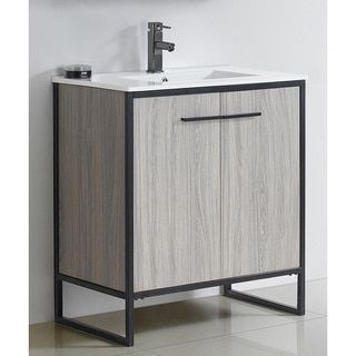 Picture Gallery Website Vdara inch Grey Taupe Bathroom vanity Cabinet Set
