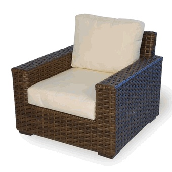 Lloyd Flanders Contempo Chair Replacement Cushions Via @wickerparadise  #replacementcushions #cushions #lloydflanders #. Wicker ChairsWicker Patio  ...