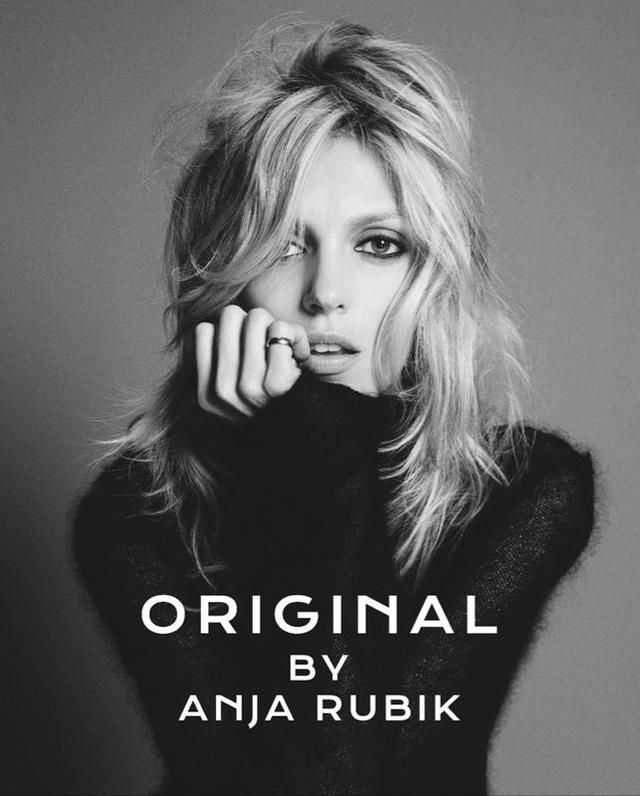 new fragrance from Anja Rubik