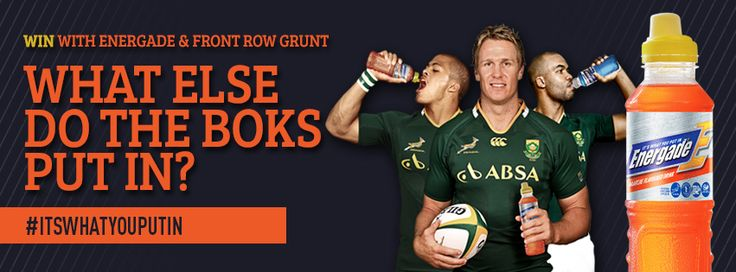 Win tickets to the Bok test at FNB | Front Row Grunt