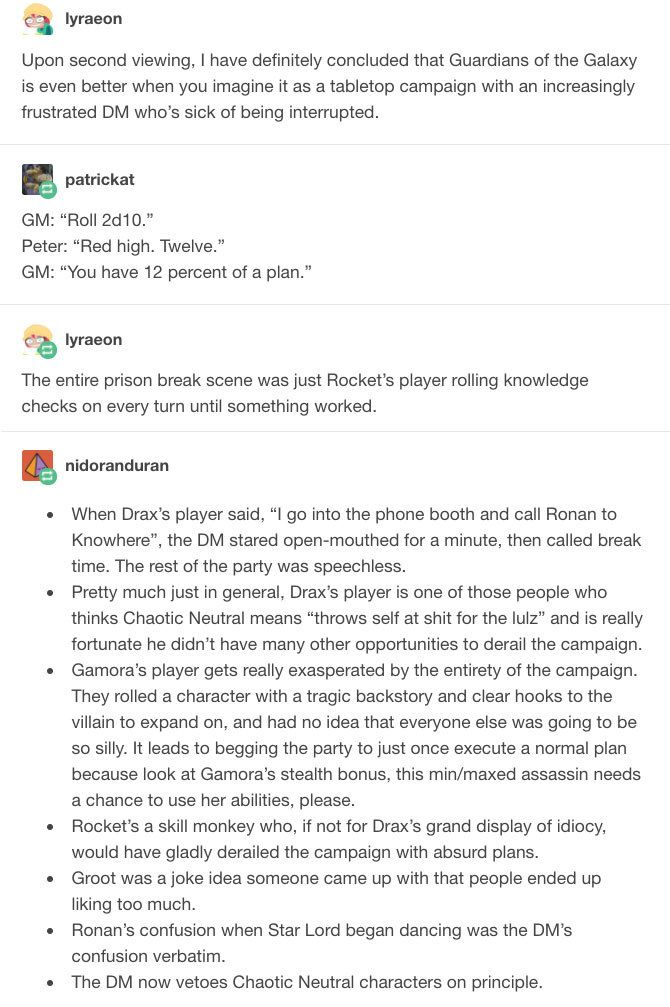 16 Tumblr Posts About Dungeons And Dragons That Rolled A Natural 20 Dnd Funny Dungeons And Dragons Dnd Stories