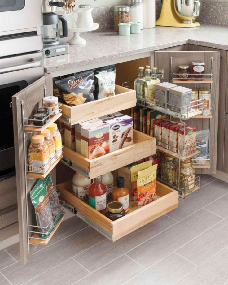 Best 25+ Clever kitchen storage ideas on Pinterest | Clever ...