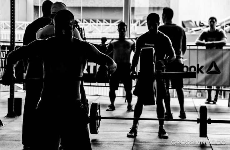 Seletiva Torneio CrossFit Brasil 2015