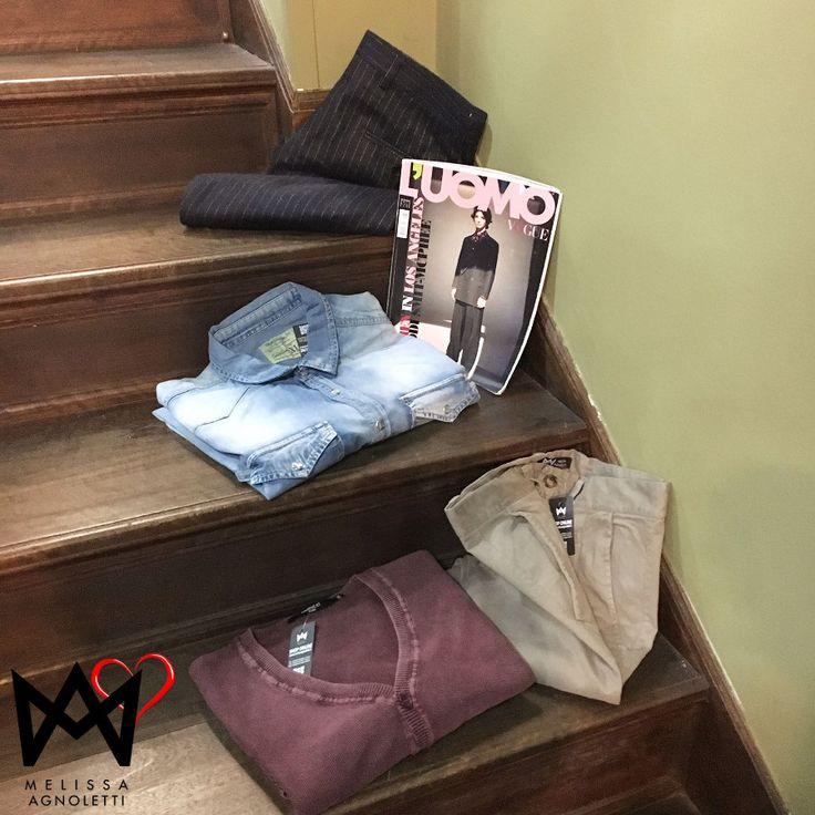 Outfit uomo ideale da giorno!! Scopri tutti questi prodotti sul nostro Shop On-Line!
