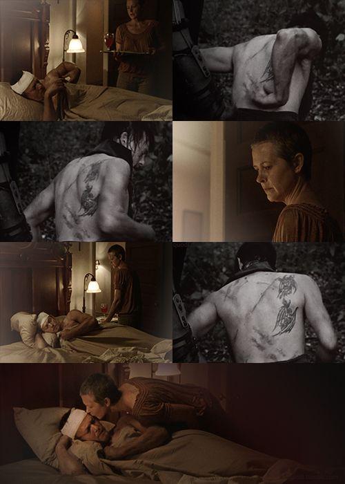 Daryl & Carol, The Walking Dead