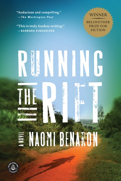 Running the Rift by Naomi Benaron. Gorgeous novel that will leave you in awe of it's hero. Review: http://bookjunkiereview.blogspot.com/2013/10/review-running-rift-by-naomi-benaron_11.html