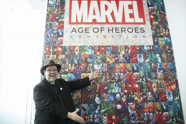 シビルウォーを手掛けた編集者にコミック制作の裏側を聞いてみた マーベルコミックス編集責任者トムブレヴォートにインタビュー