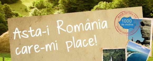 Asta-i Romania care-mi place! 117 voturi