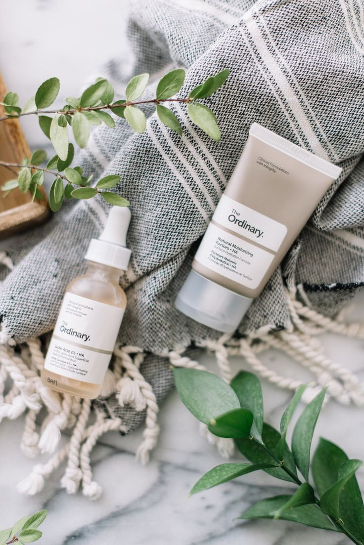 Skincare The Ordinary & Deciem — 204 PARK Natural hair