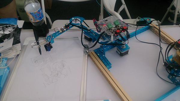 【駅ファブ通信】 @EkiFab の中の人が中国へ!!MakerFaire深圳で気になったメイカーとは?! http://ah3dprintshop.com/8684  #3Dprinting #3Dprint  #3Dprinting