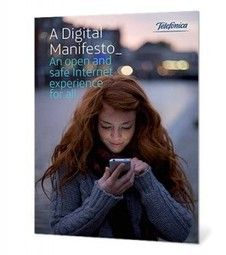 Digital Manifesto: An open and safe Internet experience for all!