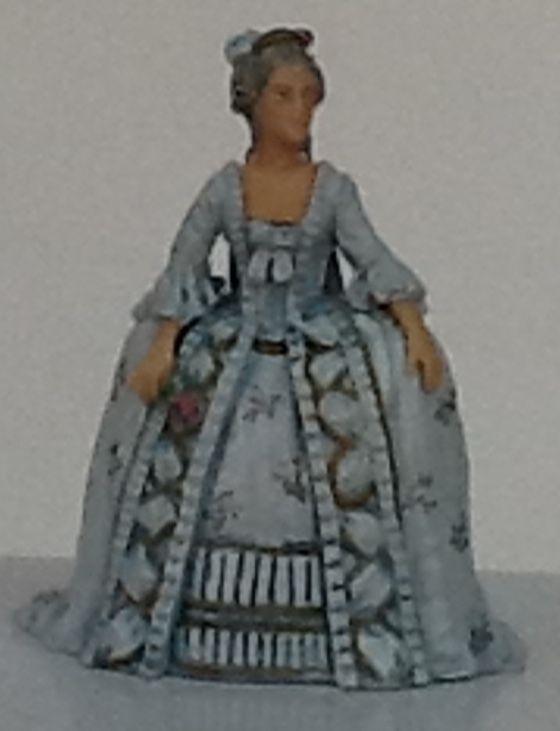 MARIE ANTOINETTE / MARIA ANTONIETA - Figurine By Papo