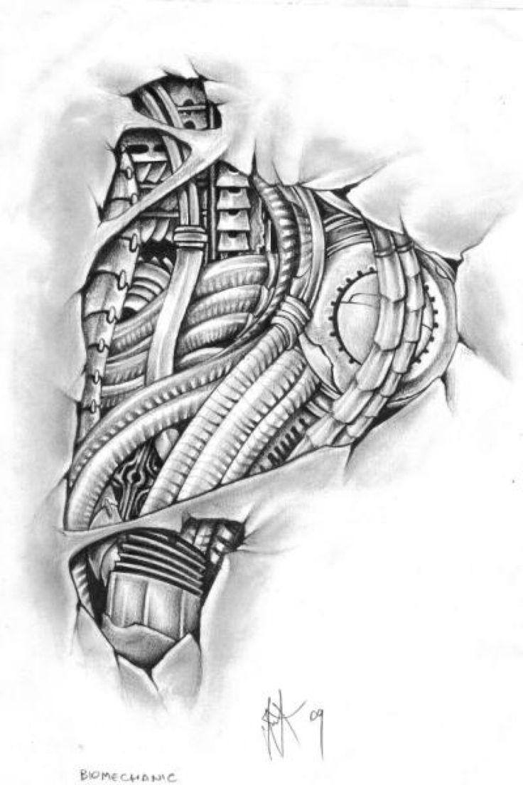 Tattoo gear tattoo sleeve mechanic tattoo mechanical tattoo gears - Biomechanical Foot Tattoo By Egypcio On Deviantart