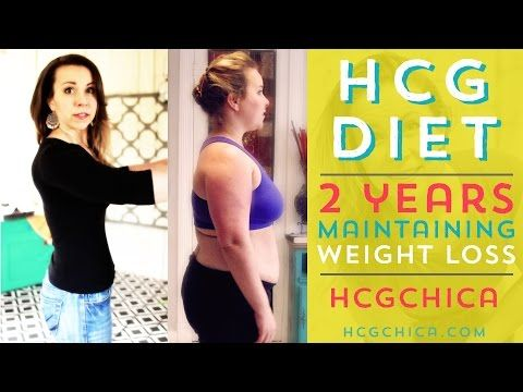 Before and After HCG Results
