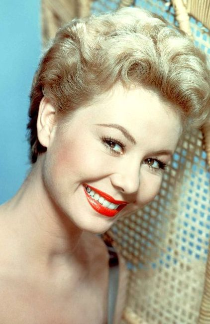 elizabethrosemondtaylors:  Happy Birthday Mitzi Gaynor!  (4th Of September 1931 -)  Dancing is still the hardest profession. Gene Kelly said dancing is a mans game women have to do the same thing in heels and have to sing and smile at the same time. Professional athletes dont even have to do that - and they get to wear sneakers.
