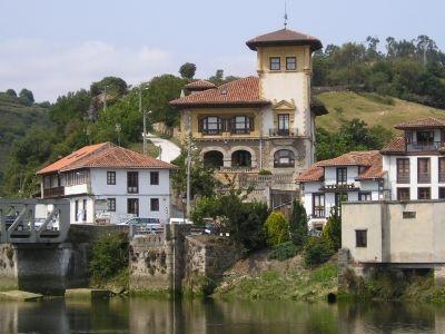 unquera cantabria - Primer pueblo Cántabro de la ruta I