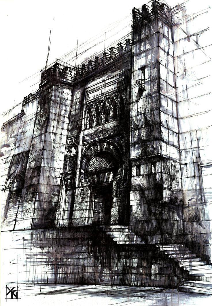 For more (far more) : https://www.facebook.com/MarekBilinskiPortfolio/ I am a tutor in DOMIN STUDIO school of drawing in Warsaw, Poland