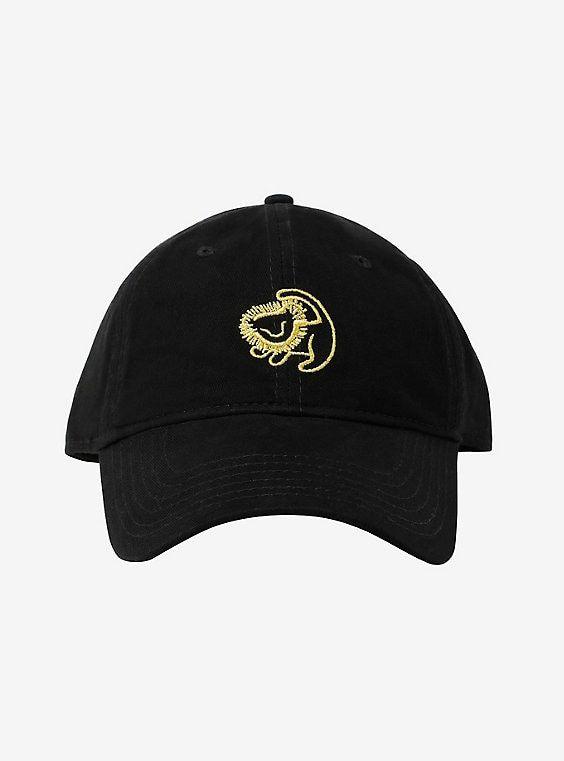 63a15a02b Disney The Lion King Simba Symbol Dad Hat in 2019 | Attire | Dad ...