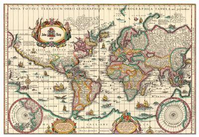 Afbeeldingsresultaat voor mapamundi antiguo hd