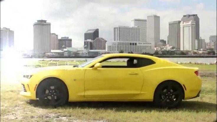 2016 Chevrolet CAMARO - Review