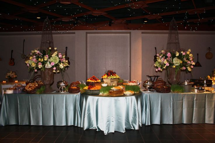 SIMPLY THE BEST CATERING: May 2010  Nice buffet set up ideas