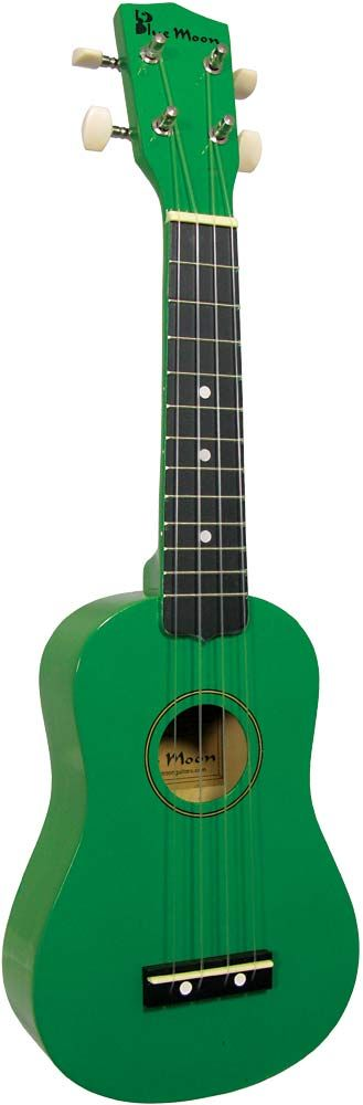 Blue Moon BU02G Soprano Uke at Hobgoblin Music